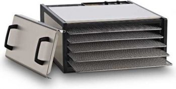 Excalibur 5-Tray Stainless Steel D500SHD