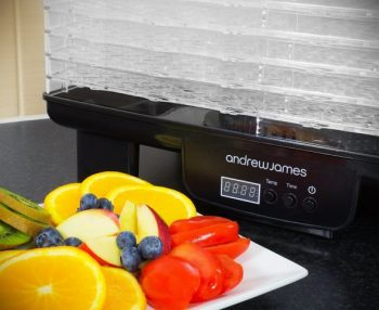 Quick Specifications of Andrew James Food Dehydrator
