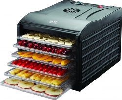 Aroma Housewares Professional 6 Tray Dehydrator