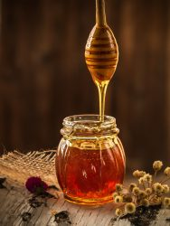 dehydrate honey