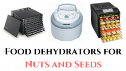 dehydrators for nuts and seeds