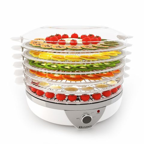 Homdox Food Dehydrator Machine Fruit Dehydrator