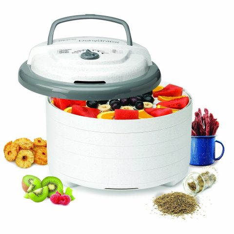 Nesco FD-75A Snackmaster Pro fruits Food Dehydrator