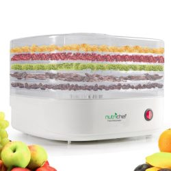 NutriChef fruits Food Dehydrator Machine