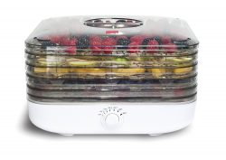 Ronco EZ Store Turbo meat dehydrator