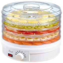 Rosewill Countertop Portable Electric Fruits Food Fruit Dehydrator