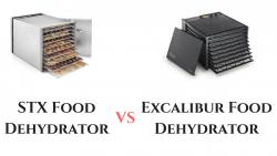 STX Dehydrator vs Excalibur
