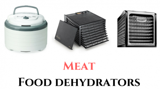 best meat dehydrators