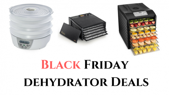 black friday dehydrator