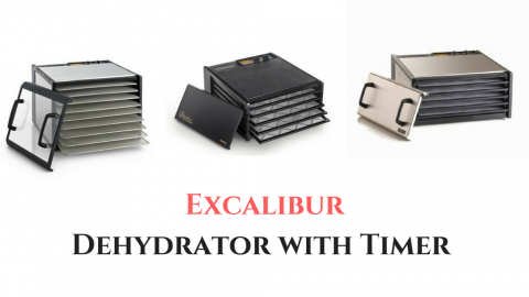 Excalibur Dehydrator with Timer