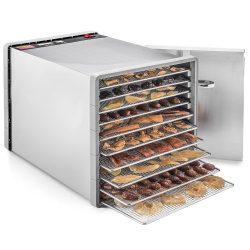 STX International stainless steel deer jerky dehydrator
