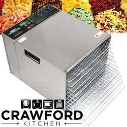 Crawford Kitchen Commercial Dehydrator for jerky