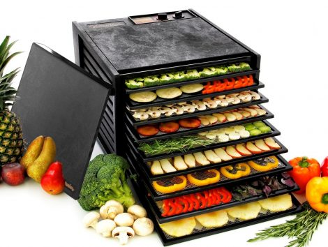 Excalibur 3900B Electric Commercial Dehydrator for jerky