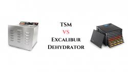 tsm dehydrator vs excalibur
