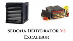 Sedona Dehydrator Vs Excalibur