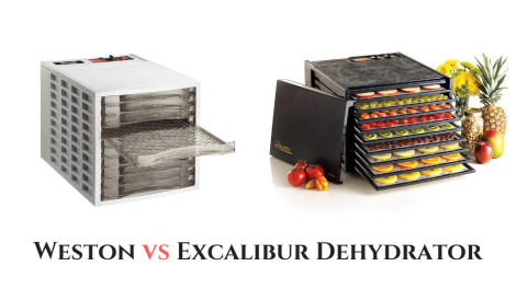 Weston vs Excalibur Dehydrator