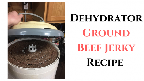Ground Beef Jerky Recipe Dehydrator