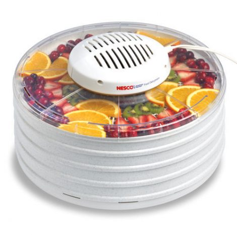 Nesco FD-37 Food Dehydrator [Clear Cover]