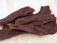 White-Tail Deer Jerky