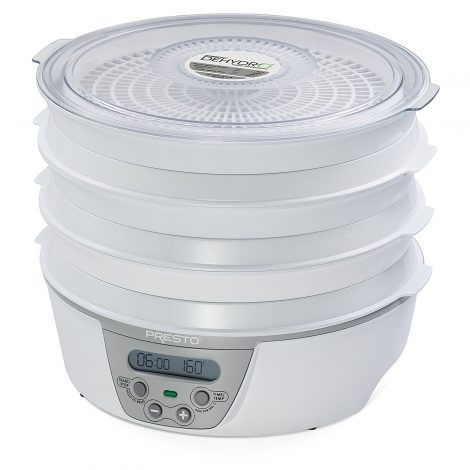 03_Presto 06301 Dehydro Digital Electric Food Dehydrator