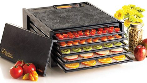 05_Excalibur 3500B 5-Tray Electric Food Dehydrator