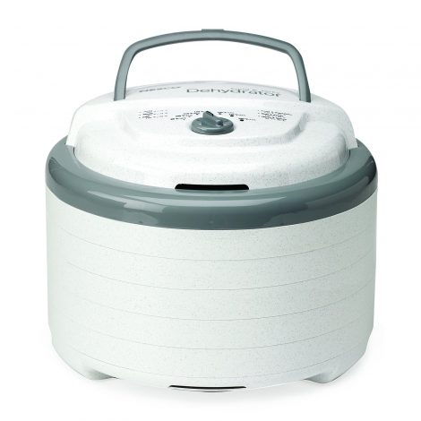 01_Nesco FD-75A 600-Watt Food Dehydrator