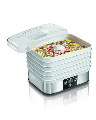 02_Hamilton-Beach 32100C Food Dehydrator