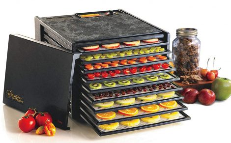 03_Excalibur 3900B 9-Tray Electric Food Dehydrator