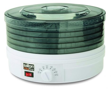 04_Salton DH1454 Collapsible Food Dehydrator