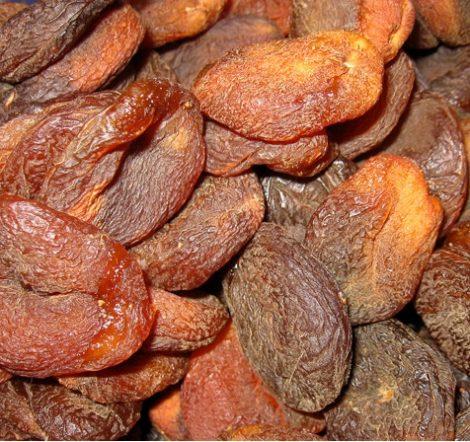 Dried Unbleached Peach
