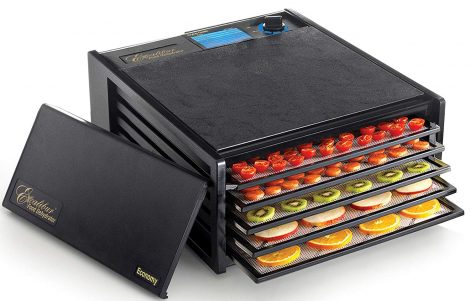 Excalibur 2500ECB 5-Tray Food Dehydrator Manual