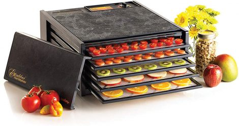 Excalibur 5-Tray 3500B Food Dehydrator Manual