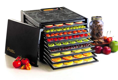 Excalibur 9-Tray 3900B Food Dehydrator Manual
