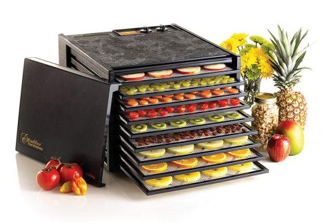 Excalibur 9-Tray 3926TB Food Dehydrator Manual