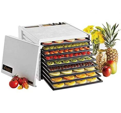 Excalibur 9-Tray 3926TW Food Dehydrator Manual