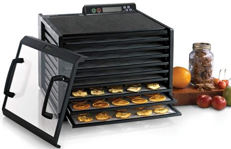 Excalibur 9-Tray 3948CDB Food Dehydrator Manual