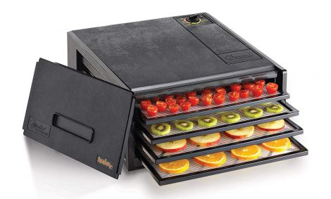 Excalibur 4-Tray 2400 Food Dehydrator Manual