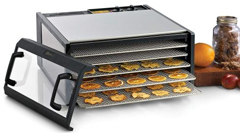 Excalibur 5-Tray D500CDSHD Food Dehydrator Manual