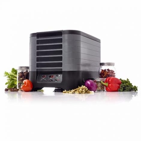 Excalibur 6-Tray STS60B Food Dehydrator Manual