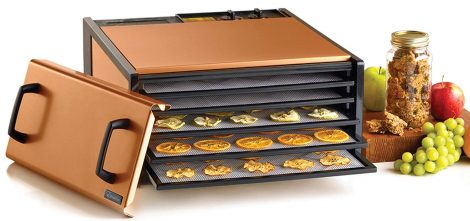 Excalibur 5-Tray D500CP/ D500RR/ D500RB/ D500RR Food Dehydrator Manual