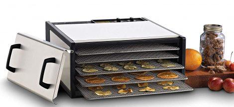 Excalibur 5-Tray D500SHD Food Dehydrator Manual