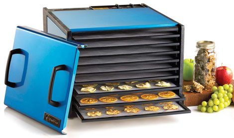 Excalibur 9-Tray D900RB Food Dehydrator Manual