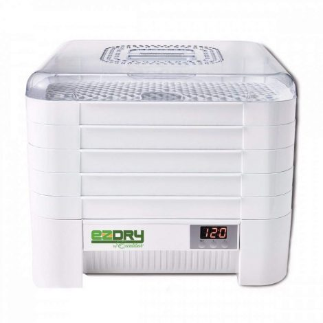 Excalibur 5 Tray ECB50B Food Dehydrator Manual
