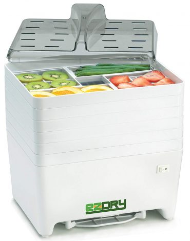 Excalibur 6 Tray EPD60W Food Dehydrator Manual