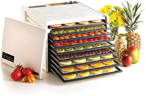 Excalibur EXD3900W 9-Tray Electric Food Dehydrator Manual