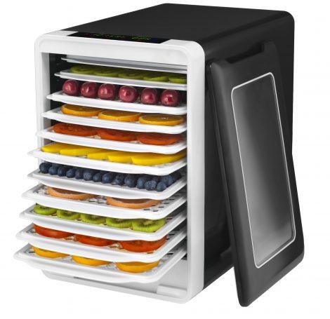 Gourmia GFD1750 Food Dehydrator Manual