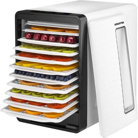 Gourmia GFD1850 Food Dehydrator Manual
