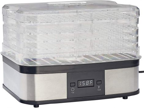 LEM 1378 Digital Dehydrator Manual