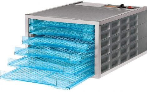LEM 873 Six Tray Dehydrator Manual