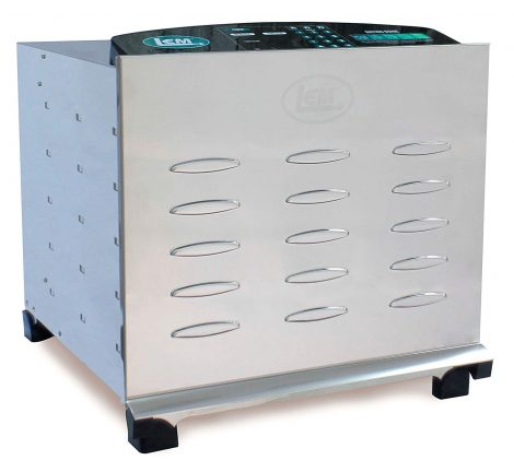 LEM Products 1154 Stainless Steel Professional 10-Tray Digital Dehydrator Manual